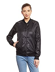 adidas Originals Women's Cotton Down Jacket (S19834_Black_38)