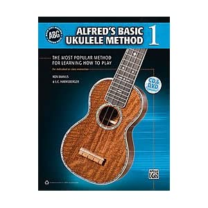 Download ebook Alfred's Basic Ukulele Method: The Most Popular Method for Learning How to Play