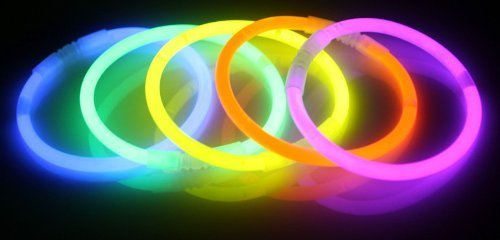 Glow Dark Bracelets Glow Stick Bracelets For