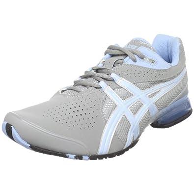 Asics Gel-Reprisal Womens Size 7.5 White Running Shoes   Amazon.com