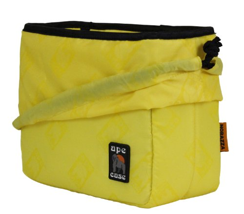 Ape Case Cubeze Interior Case for Cameras - Black/Yellow (ACQB33)