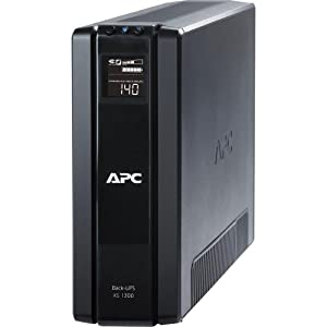 APC Retail Battery Back UPS XS 1300VA (Discontinued by Manufacturer)