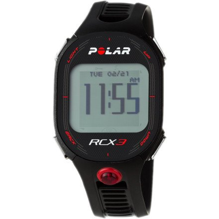 Image of Polar RCX3 Heart Rate Monitor (B009ZIX8JI)