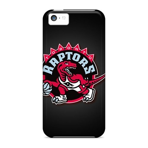 Iphone 5C Case Slim [Ultra Fit] Toronto Raptors Protective Case Cover