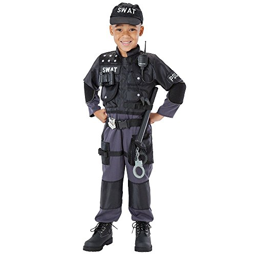 Toddl (Swat Costume For Kids)