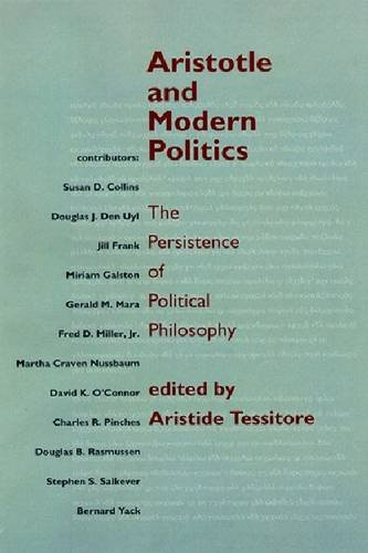 relevance of aristotle s political theory in modern politics