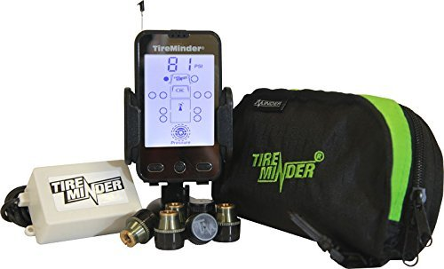 TireMinder A1A Tire Pressure Monitoring System (TPMS) with 6 Transmitters for RVs, MotorHomes, 5th Wheels, Motor Coaches and Trailers (Ppl Motorhomes compare prices)