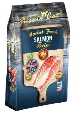 Fussie Cat Market Fresh - Salmon