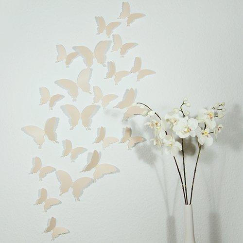 wandkings-papillons-dans-un-style-3d-de-couleur-beige-pour-la-decoration-murale-12-unites-dans-un-se