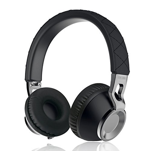 Amazon.com: Sound Intone CX-05 Stereo Lightweight Folding Portable Headphone Noise Cancelling Bass Metal Stretchable Headband Headset Detachable Cable 3.5mm with In-line Microphone Remote Control,for ,All Android Smartphones,Pc,Laptop,Mp3/mp4,Tablet Earph