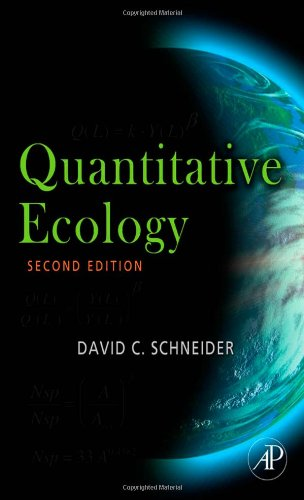 Quantitative Ecology, Second Edition: Measurement, Models and Scaling PDF