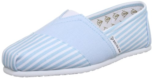 Dunlop Women's Nebraska Blue/White Ballet DLC281 4 UK