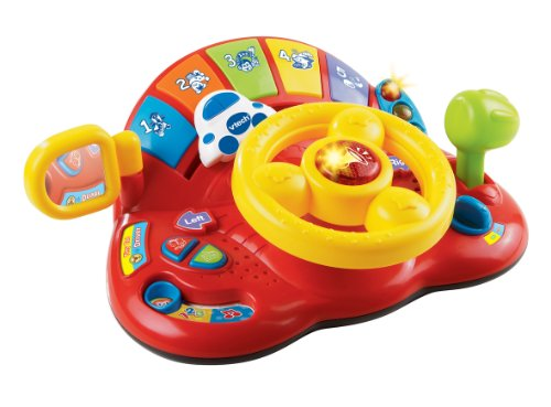 VTech Tiny Tot Driver