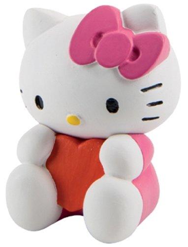 Figurine – Hello Kitty Saint Valentin