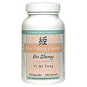 Blue Poppy - Bu Zhong Yi Qi Tang 120 caps