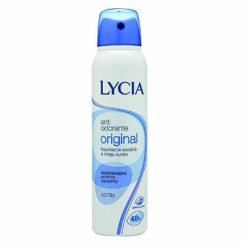 Lycia Deo Spray Original Ml.150