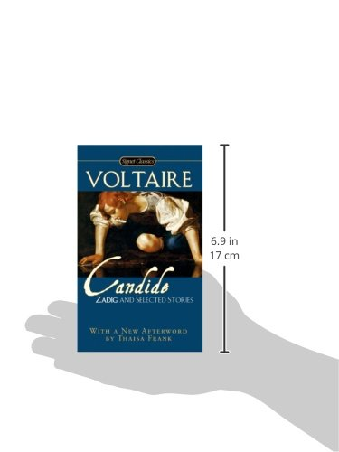 the themes of optimism and reality in voltaires candide How is voltaire related to existentialism  in candide voltaire attacked the philosophical optimism made  existentialist themes can be found in.