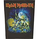 IRON MAIDEN R�CKENAUFN�HER / BACKPATCH #8 LIVE AFTER DEATH