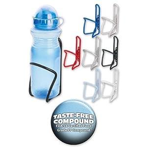 Ravx Hydro X1 Water Bottle Cage & Bottle Combo - W1WB
