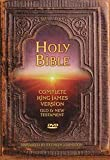 Holy Bible: Complete King James Version Bible on DVD narrated by Alexander Scourby