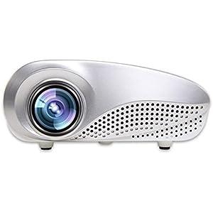 Pacoco Mini Home Multimedia Cinema LED HD Projector Support AV TV VGA USB HDMI SD