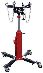Sunex 7700B 700-Pound Capacity Heavy Duty Hi-Lift Transmission Jack Sunex International