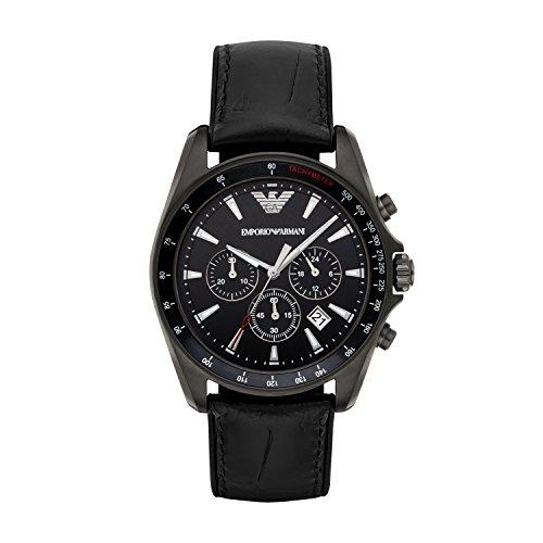Emporio Armani AR6097 Reloj de Hombres