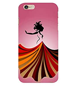 Dance Baby Dance 3D Hard Polycarbonate Designer Back Case Cover for Apple iPhone 6