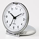 Personalised Engraved Travel Clock - FREE Engraving