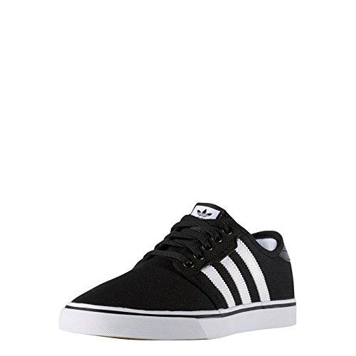 Scarpe adidas - Seeley nero/bianco/marrone formato: 40