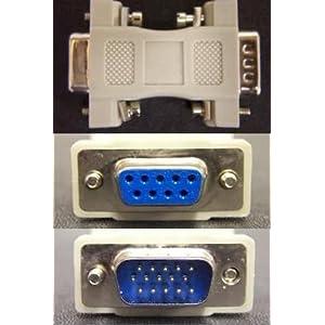 Vga Cable Pin 9: HDMI to VGA Cable: 9-Pin DB9 Female to 15-Pin HD15 Male VGA Video rh:hdmitovgacable.blogspot.com,Design