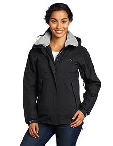 Outdoor Research Reflexa Tri女士高端防水透气冲锋衣保暖软壳三重奏外套折后$88.02黑