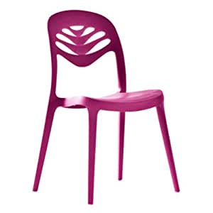 Domitalia ForYou2 Armless Stacking Chair In