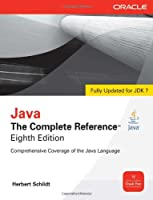 Java The Complete Reference, 8th Edition Front Cover