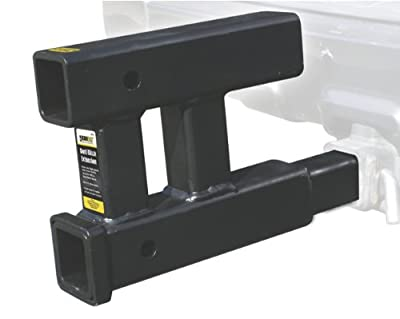 Maxxtow Towing Products 70070 Dual Hitch Extension - 4000 lbs. GTW Capacity