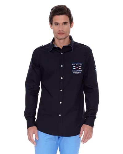 Seaman Camisa Sport Ruta De La Sal