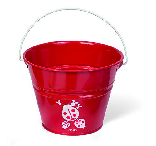 Janod Little Gardener Ladybug Bucket