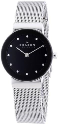 skagen-womens-quartz-watch-with-black-dial-analogue-display-and-silver-stainless-steel-bracelet-358s