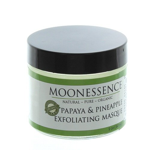 Minutes Brewed enzyme facial exfoliant have