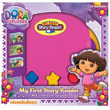 My First Story Reader And Dora The Explorer 3-Book Library