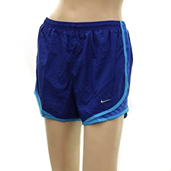 New Nike Womens Circuit 2 In 1 Woven Running Shorts Blue Compression (Large) At Amazon Womenu2019s ...