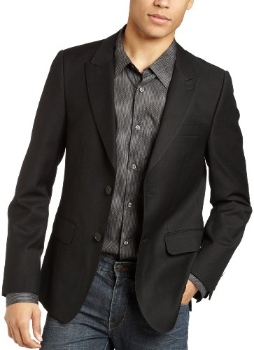 Howe Men's Personal Jesus Blazer in Black