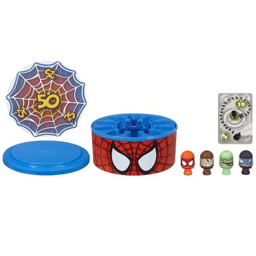 Beyblade Marvel Avengers Face Case