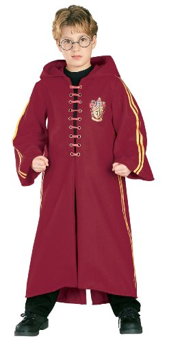 Harry Potter Quidditch Robe Super Deluxe - Child - Kid's Costumes