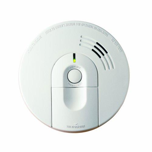 Firex/Kidde 4618 Hardwire Ionization Smoke Alarm With Battery Backup front-82823