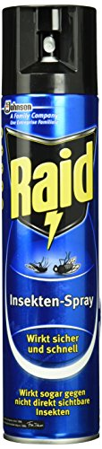 raid-insects-spray-400ml