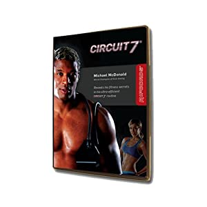 Circuit7 Circuit Training DVD: Free Weights Dumbbell Workout