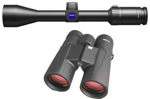 Zeiss Terra 4-12X42 Rifle Scope W/ Reticle Rz8 & Hunting Turret 522711-9980 And 5227119980-Kit1