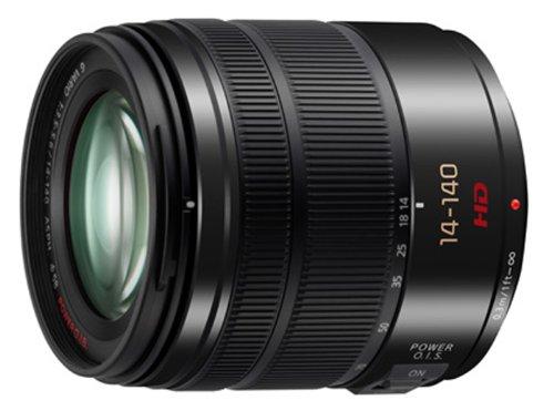 Panasonic マイクロフォーサーズ用 交換レンズ Xレンズ 電動ズーム LUMIX G VARIO 14-140mm /F3.5-5.6 ASPH. / POWER O.I.S. ブラック H-FS14140-K