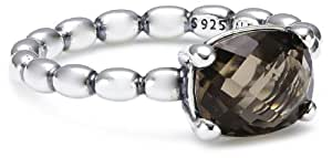 Pandora Quartz Sterling Silver 925 Ring Size O